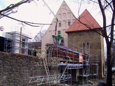 Bauunternehmung Hartmann Hoch-, Tief- und Ingenieurbau GmbH
